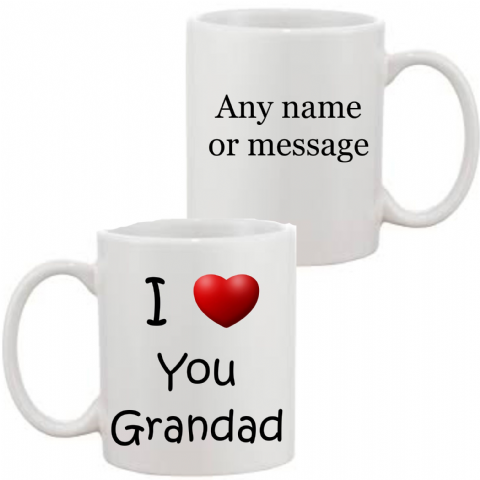 Love Mug (Any Relative) 3